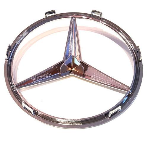 Emblema Estrela Grade Mercedes W204 C180 C200 2008-2014 Novo