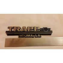 Gm Revendedora Trapp U S A - Emblema
