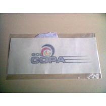 Adesivo Gol Copa ( Kit Com 03 Decalques)