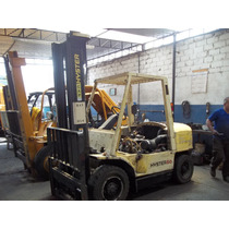 Empilhadeira Hyster 2005 4 Tons.e Yale 2003 4 Ton
