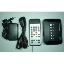 Tv Media Player Multi Media Usb Hd/hdd/sm/mmc Rm Rmvb Avi