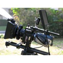 Matte Box Para Sol P Cameras Dv Hdv Sony Jvc Canon Panasonic