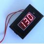 Voltímetro Medidor De Tensão Digital 80 A 500 V Painel Rede