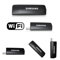 Adaptador Rede Sem Fio Wireless Samsung Smart Wis12abgnx