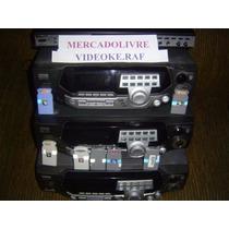 Cartucho Videoke Super Compactado 1280 Musicas P/ Raf 3700