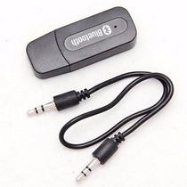 Receptor Bluetooth Adaptador Áudio Música Usb Veicular E Som