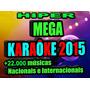 Karaoke 2016 Cante 22mi Sucesso Nacionais Internacionais