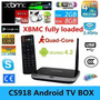Android Tv Box Cs918 - Android 4.4 Xbmc Fully 2gb / 8gb