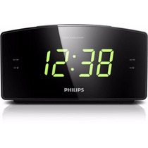 Rádio Relógio Digital Philips Aj-3400 - Fm - Bivolt