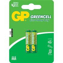 Pilha Aaa Greencell 1.5v 24g-c2 Gp