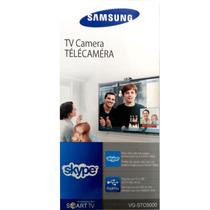 Câmera Skype Smart Tv Samsung Vg Stc5000 J6300 Ju6500 Ju7500