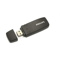 Adaptador Wireless Usb Philips Pta01 - Pc Smart Tv Wi-fi