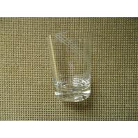 Copo De Cristal Para Vodka Ou Cachaça Jogo Com 6