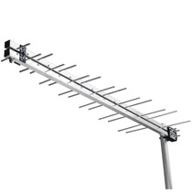 Antena Log Periódica Uhf Hdtv Digital - 20 Dbi - 28 Element
