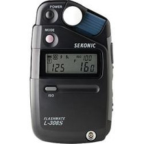 Fotometro Sekonic Digital L 308s Flash Meter