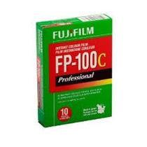 Filme Fuji Fp 100c Pack 10 Fotos Importados Envio Gratuito