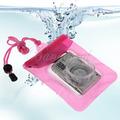 Bolsa Estanque Prova D Agua -camera Digital Celular Mergulho