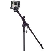 Adaptador De Câmera P/ Pedestal De Microfone Gopro Abqrm-001