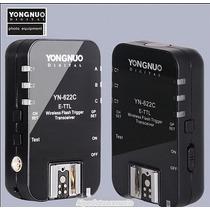 Radio Flash Ttl Yongnuo Yn-622c Yn-622n Canon/nikon