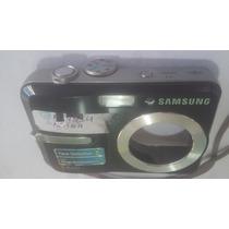 Carcaça Camêra Digital Samsung S860 Capacotor Botão Power