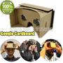Kit Oculos Google Cardboard - Realidade Virtual