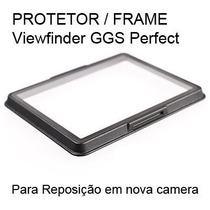 Frame Para Viewfinder Ggs Perfect 3.0 Pelicula Lcd Visor