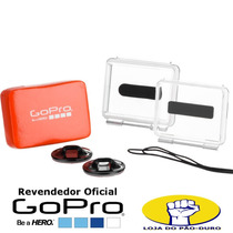 Gopro Hero 4 Floaty Backdoor Bóia De Flutuação Aflty-002