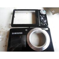 Samsung Pl100 Carcaça Externa Com Placa Menu Retirada Usada
