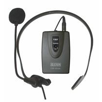Microfone Sem Fio Headeset Para Camêras Modelo Csr 2010a