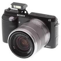 Manual Em Português Para Câmera Sony Profissional Nex F3