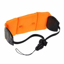 Boia Alça Flutuante Camera Subaquática Waterproof Floating