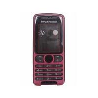 Carcaça Lilás Sony Ericsson W200 Generica