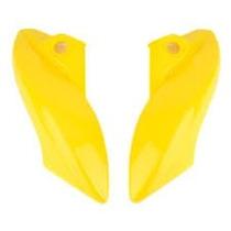 Carenagem Lateral Do Farol Cb300 Amarelo Sportive