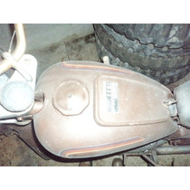 Moto Antiga - Gilera - Jawa - Bsa - Nsu-sparta-rd 350 -tanqu