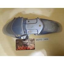 Moto 2400 Paralama Dianteiro Biz 100+ Ano 2002 Até 2004
