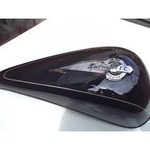 Capas Filtro De Ar/tanque Suzuki Intruder Lc 1500