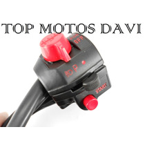 Chave De Luz Contato E Corte Moto Honda Cb400 Cb450 Magnetro