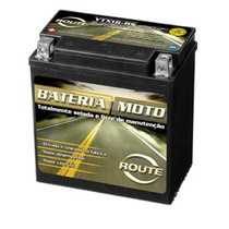 Bateria Route Suzuki - Intruder - Marauder - Boulevard