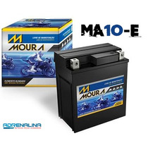 Bateria Moura Ma10 E Moto Er6 Ninja Versys 650 Bandit Gsxr..