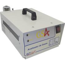 Analisador De Gases Gs4 (4 Gases) - Moto - Tecnofusi
