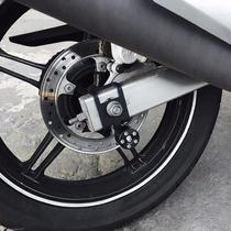 Slider Traseiro Balança Carbon Yamaha Fazer 250 Fazer250