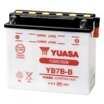 Bateria Yuasa Yb7b-b Cbx200 Xr200 Nr200 Xt225 Neo115 Sahara