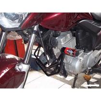 Protetor Motor Cg 150 /160 Titan Reforçado Frete Grátis