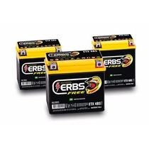 Bateria Cbx 250/falcon/cb 300/fazer 250erbs 7ampares