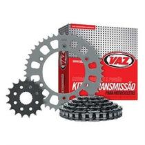 Relação Kit Honda Biz 125 (com Corrente Roller Chain) - Vaz