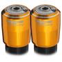 Slider Alumínio Anodizado Suzuki Gsxr 1000 Srad 2011 A 2014