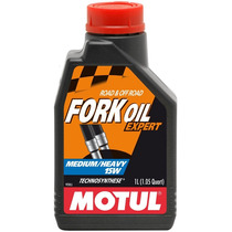 Motul Fork Oil Expert Medium Heavy 15w Óleo Bengala