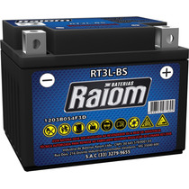 Bateria Moto Yt4l-bs Biz C100, Titan, Jog, Scooter, Sundow.