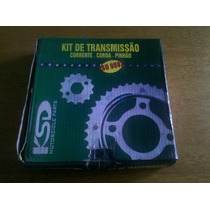 Kit Rel Xtz 125 Aço 1045 428hx122 C48/p14