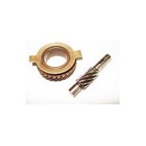 Engrenagem Velocimetro Cg 125 83/87 Ferro